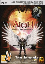Aion: Assault on Balaurea-клиент для AionLegend