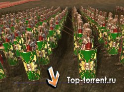 [Patch] Roma Surrectum 2.1 (Rome: Total War) [2.1] [RUS/ENG]