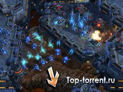 StarCraft II: Wings of Liberty v.1.1.3 (2010) PC