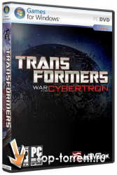 Трансформеры Битва за Кибертрон / Transformers War for Cybertron (2010)