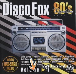 Various Artists - Disco Fox Vol.1 [2 CD]