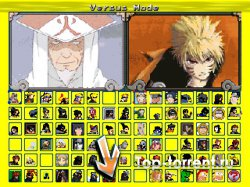 Naruto Ultimate Battles Collection (Eng) [2009, Arcade/Fighting]