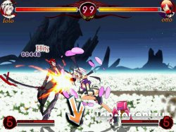 Million KNights Vermilion (Fighting / Arcade)
