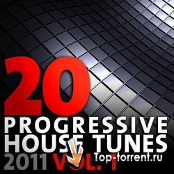 VA - 20 Progressive House Tunes Vol 1 (2011) MP3