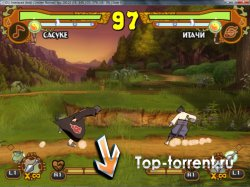 Naruto Shippuden Ultimate Ninja 5 (PC Rus)