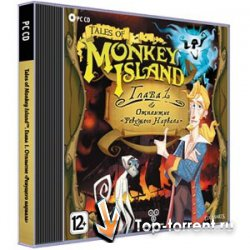 Tales of Monkey Island: Chapter 1 Launch of the Screaming Narwal  Глава 1. Отплытие «Ревущего нарвала» (Бука) [RUS]