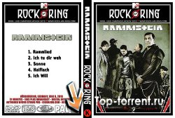 Rammstein - Rock am Ring 2010 (Proshot) [2010, Tanz-Metal/Industrial, SATRip]