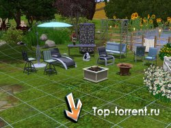 The Sims 3: ����� �� ������� / The Sims 3: Outdoor Living Stuff