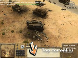Afrika Korps vs. Desert Rats (2004) PC