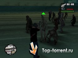 GTA / Grand Theft Auto: San Andreas - Resident Evil 5 World Fallen (2011)