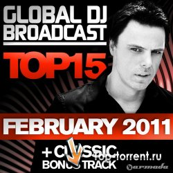 Markus Schulz - Global DJ Broadcast Top 15 February (2011) FLAC