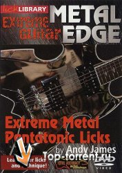 Metal Edge - Extreme Metal Pentatonic Licks