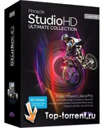 Pinnacle Studio 15 [15.0.0.7593] HD Ultimate Collection (2011) PC