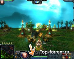 Heroes Of Newerth Russian LAN v6.0 (2011) PC