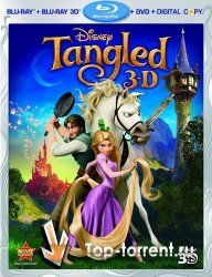 ���������: ���������� ������� / Tangled (2010) BDRip 720p