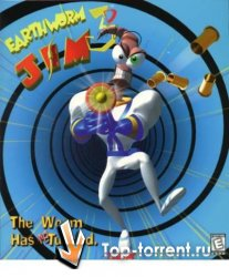 Earthworm Jim 3D / Червяк Джим 3D (1999) PC