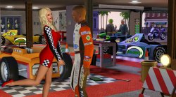 The Sims 3: Скоростной режим / The Sims 3: Fast-Lane stuff