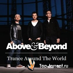 Above and Beyond - Trance Around The World 363 - guests Gabriel and Dresden