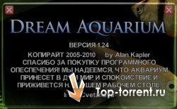 Dream Aquarium 1.24 Screensaver