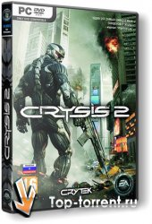 [Crack] Crysis 2 (v1.0/v1.1) [Multiplayer NoDVD] [1.0]