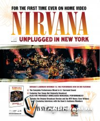 Nirvana - MTV Unplugged in New York 1993