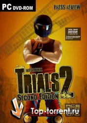 RedLynx Trials 2 Second Edition (2008) PC | RePack