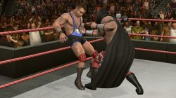 WWE Smackdown vs Raw