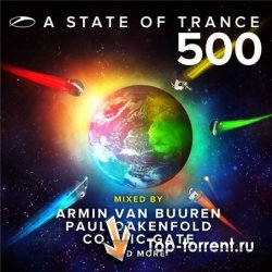 VA-A State Of Trance 500 (Limited Edition)