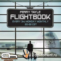 Ferry Tayle: Flightbook - Luminosity Special [04-18]