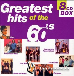 VA - Greatest Hits Of The 60's [8 CD BOX]