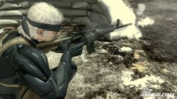 Metal Gear Solid 4: Guns of the Patriots (2008/PS3/Eng)