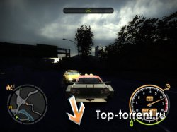 NFS: Most Wanted Night Mod 2011