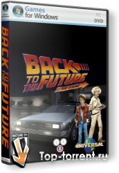 Back to the Future: The Game - Episode 4 [2011/PC/Rus]