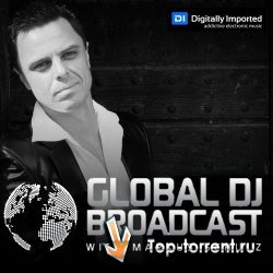 Markus Schulz - Global DJ Broadcast: guests Sunnery James & Ryan Marciano