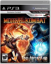 [PS3]Mortal Kombat (2011/Eng)