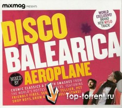 VA - Disco Balearica mixed by Aeroplane