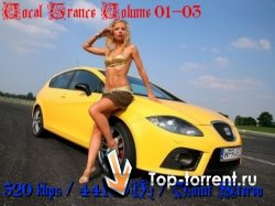 VA - Vocal Trance Volume 01-03 (2011) MP3