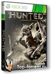 [XBOX360] Hunted:The Demon's Forge [ENG/MULTI-5]