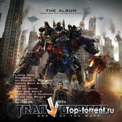 OST - Transformers: Dark Of The Moon - The Album