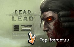 Капитан Смерть / Dead meets Lead | Repack