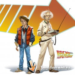 Back to the Future: The Game_Anthology [2010-2011] [RUSENG] [RePack]