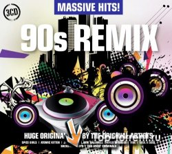 Massive Hits! 90s Remix [3CD]