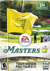 Tiger Woods PGA Tour 12: The Master