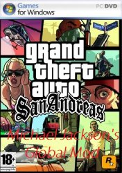 GTA / Grand Theft Auto San Andreas - Michael Jackson's Global Mod