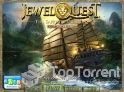 Jewel Quest 6: The Sapphire Dragon Collector's Edition