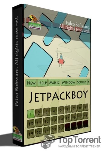 jetpack boy game