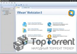 VMware Workstation 8.0