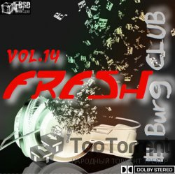 VA - E-Burg CLUB Fresh by Elmo vol.14
