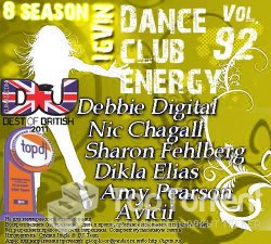IgVin - Dance club energy Vol.92 (2011) MP3