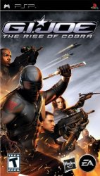G.I. Joe: The Rise of Cobra (ENG/ISO/PSP)